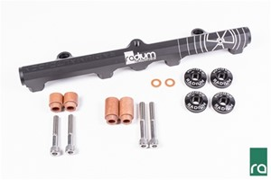 Top Feed Fuel Rail Conversion Kit, Nissan KA24DE (S13/S14)