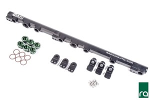 Fuel Rail, Top Feed Conversion, Toyota 1JZ-GTE (Non VVT-i)