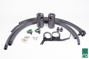 Dual Catch Can Kit, 2015+ Subaru WRX