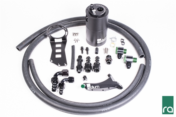 Air Oil Separator (AOS) Kit, 2015+ Subaru WRX