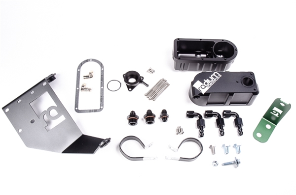 Coolant Expansion Tank Kit, Elise/Exige, OEM Location