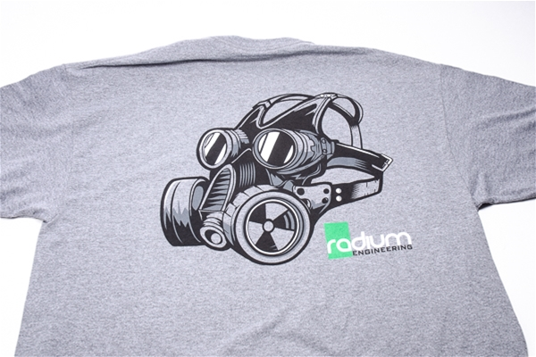 Radium T-Shirt, 2019, Grey