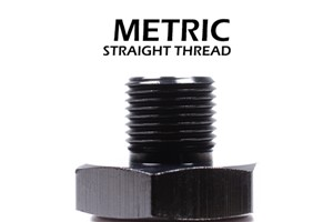 Metric Adapter Fittings