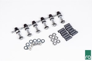 Electrical Bulkhead Stud Kit, 6 Pack