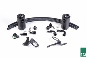 Catch Can Kit, 11-17 Mustang GT
