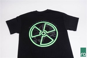 Radium T-Shirt, 2017, Black