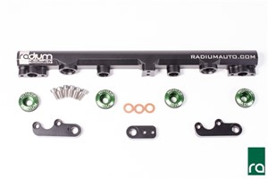 Fuel Rail, Top Feed Conversion, Nissan SR20VE