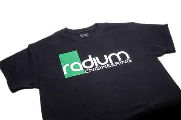 Radium T-Shirt, Black