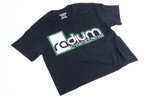Radium T-Shirt, 2018, Black