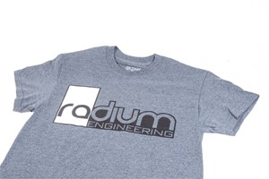 Radium T-Shirt, 2018, Grey