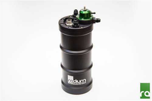 FST-R, Fuel Surge Tank with Integrated FPR