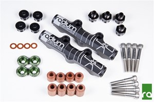Top Feed Fuel Rail Conversion Kit, Subaru
