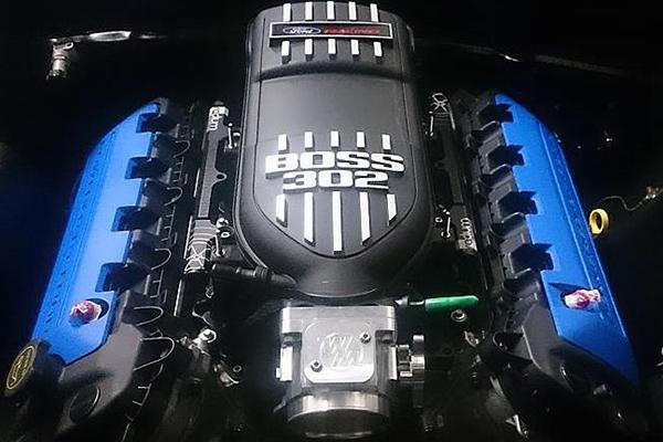 Boss Fuel Rails