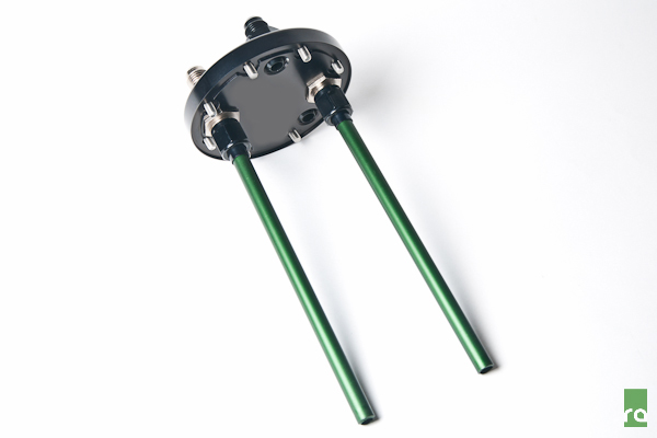 Aluminum 12 AN Flare to Black 10 AN ORB O-ring Boss Port Male Fuel Pump Rail Adapter High Flow Radius